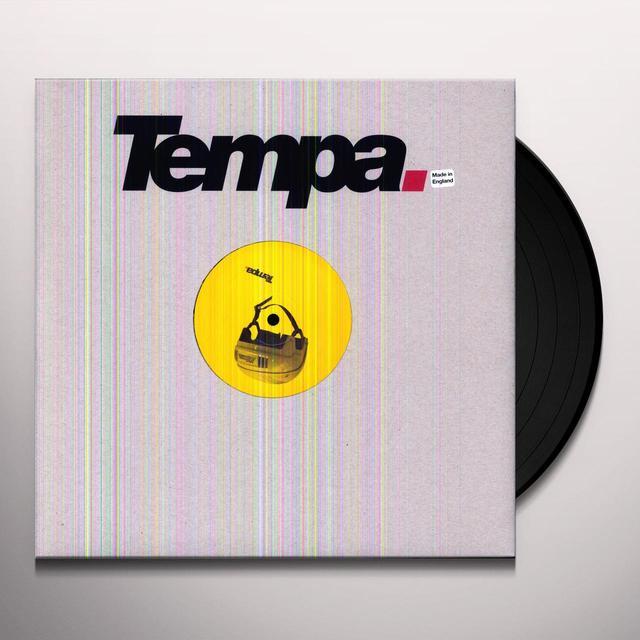 J:Kenzo ROTEKS / PROTECTED (EP) Vinyl Record