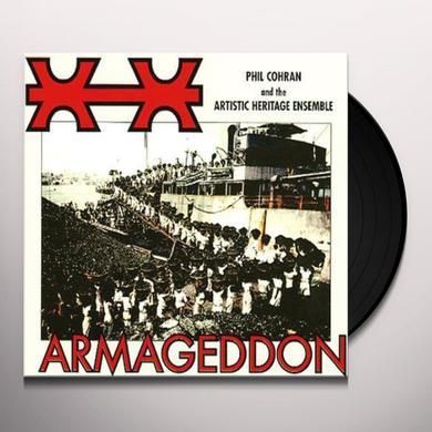 Philip Cohran & The Artistic Heritage Ensemble ARMAGEDDON Vinyl Record