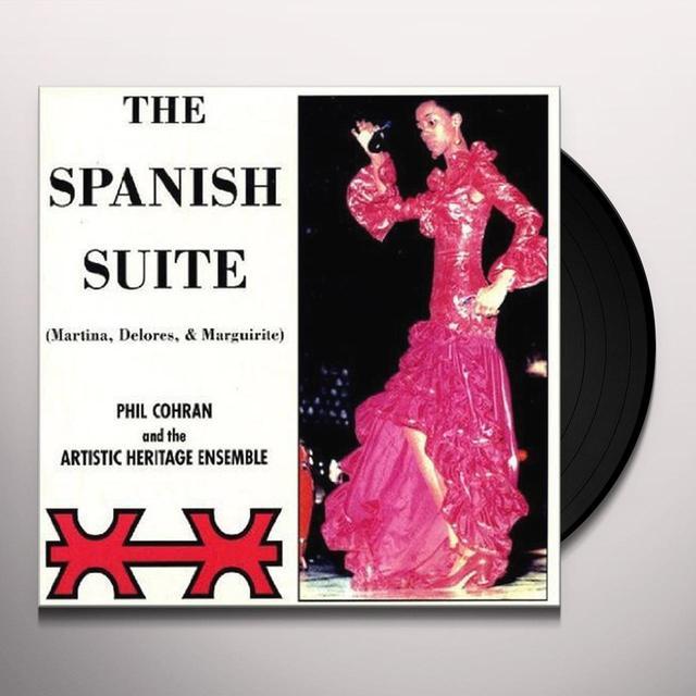 Philip Cohran & The Artistic Heritage Ensemble SPANISH SUITE Vinyl Record