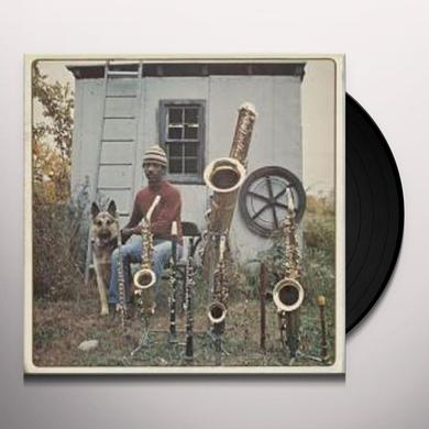 Roscoe Mitchell SOLO CONCERT Vinyl Record
