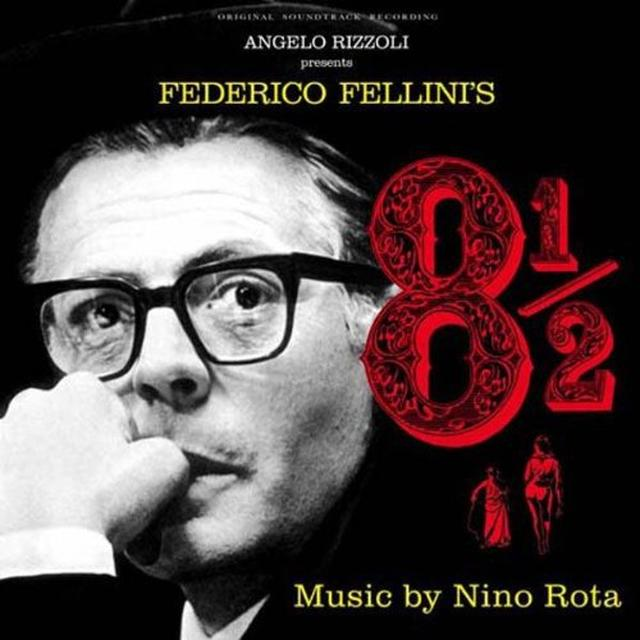 Nino Rota FELLINIS 8 1/2 Vinyl Record