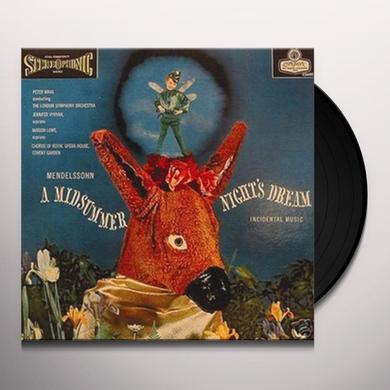 Maag / London Symphony Orchestra MIDSUMMER NIGHTS DREAM Vinyl Record - Limited Edition
