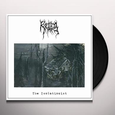 Krieg ISOLATIONIST Vinyl Record - Limited Edition, 180 Gram Pressing