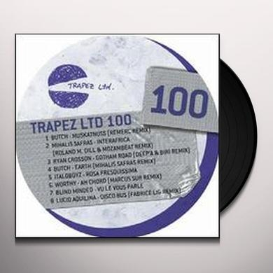 TRAPEZ 100 PT 1 / VARIOUS (EP) Vinyl Record - Limited Edition, Anniversary Edition