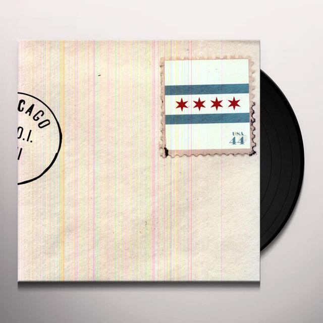 Into It Over It TWELVE TOWNS (Vinyl)