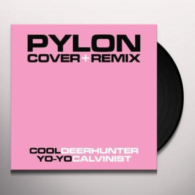 Pylon COVER & REMIX Vinyl Record