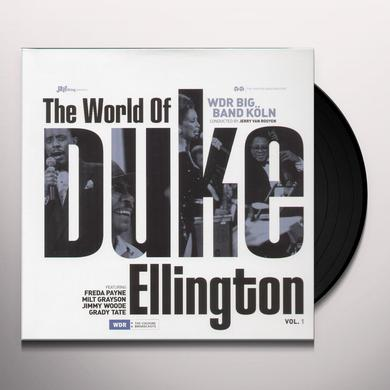 Wdr Big Band Koln WORLD OF DUKE ELLINGTON 1 Vinyl Record