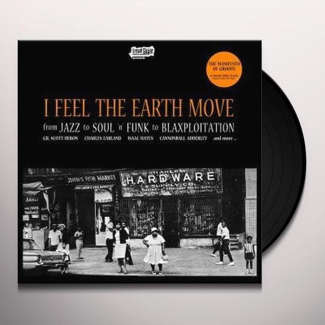 I FEEL THE EARTH MOVE / VARIOUS Vinyl Record