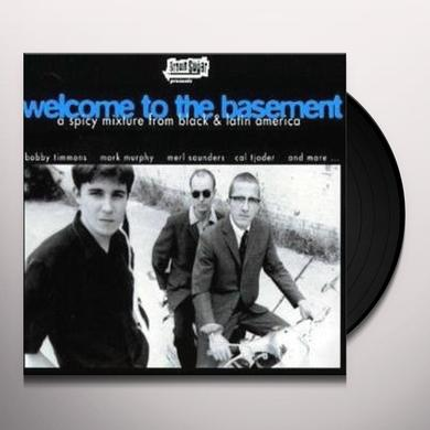 WELCOME TO THE BASEMENT / VARIOUS Vinyl Record