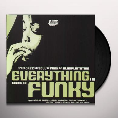 EVERYTHING I DO GONNA BE FUNKY / VARIOUS Vinyl Record