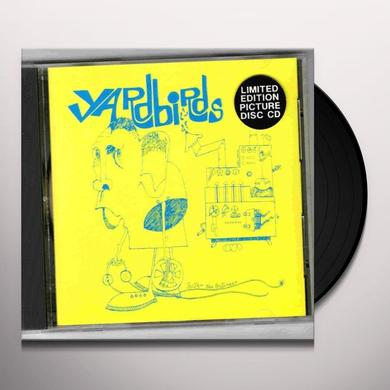 The Yardbirds ROGER THE ENGINEER Vinyl Record - 180 Gram Pressing