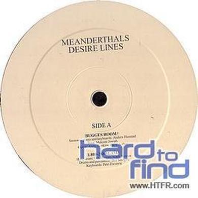 Meanderthals DESIRE LINES Vinyl Record