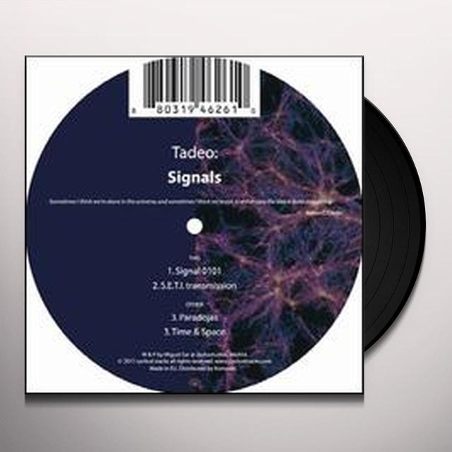 Tadeo SIGNALS Vinyl Record