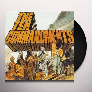Salamander TEN COMMANDMENTS Vinyl Record