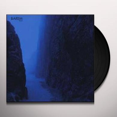 Barem BLUE Vinyl Record