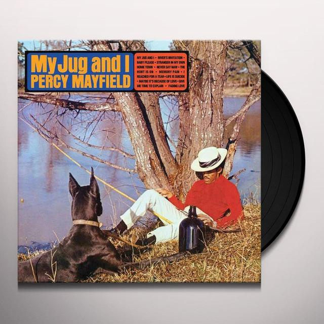 Percy Mayfield MY JUG & I Vinyl Record