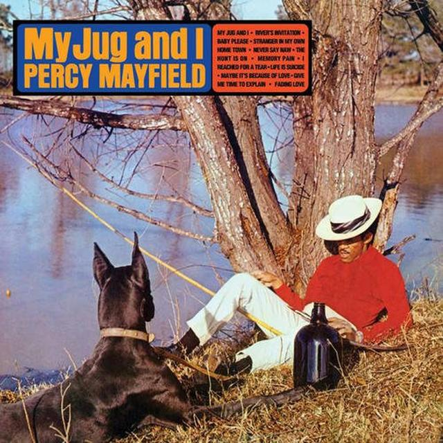 Percy Mayfield MY JUG & I Vinyl Record - 180 Gram Pressing
