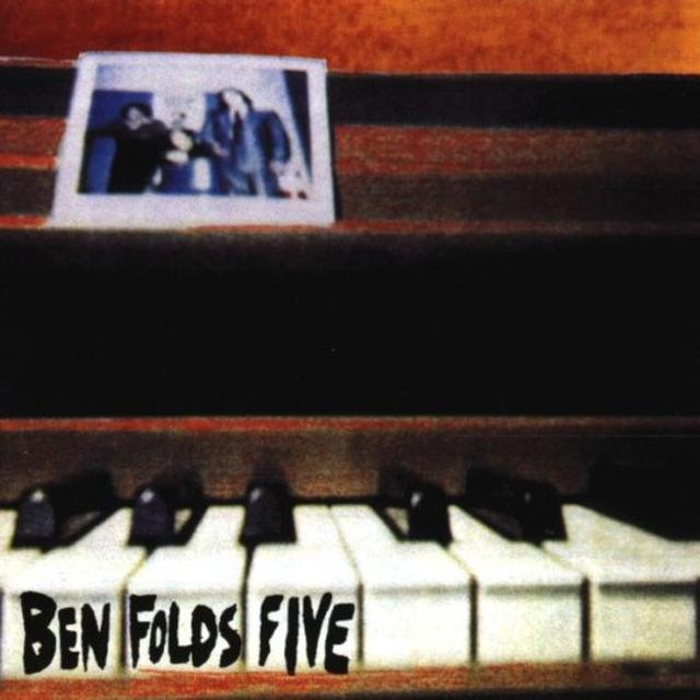 BEN FOLDS FIVE Vinyl Record