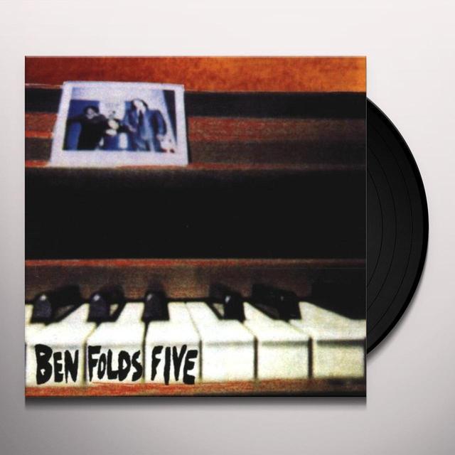 BEN FOLDS FIVE Vinyl Record - 180 Gram Pressing