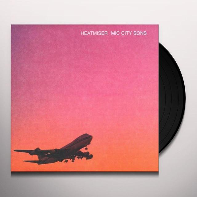Heatmiser MIC CITY SONS Vinyl Record - 180 Gram Pressing