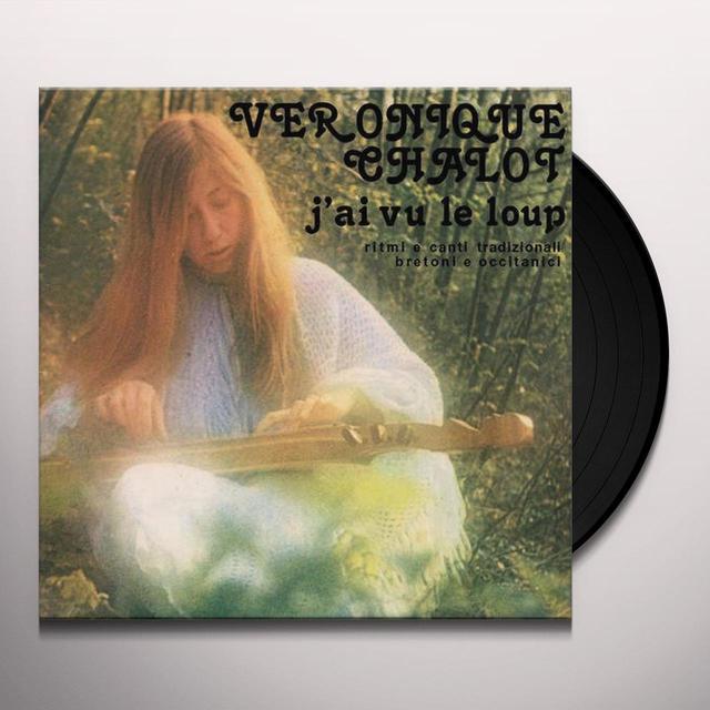 Veronique Chalot J'AI VU LE LOUP Vinyl Record