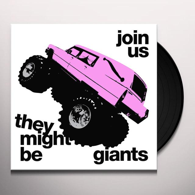 They Might Be Giants JOIN US Vinyl Record