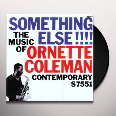 SOMETHING ELSE: THE MUSIC OF ORNETTE COLEMAN Vinyl Record