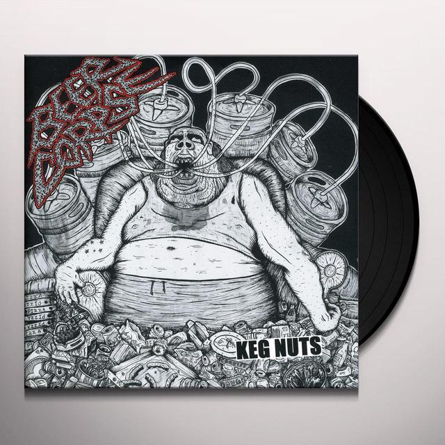 Beer Corpse KEG NUTS Vinyl Record