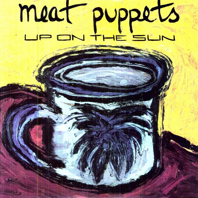 Meat Puppets UP ON THE SUN Vinyl Record
