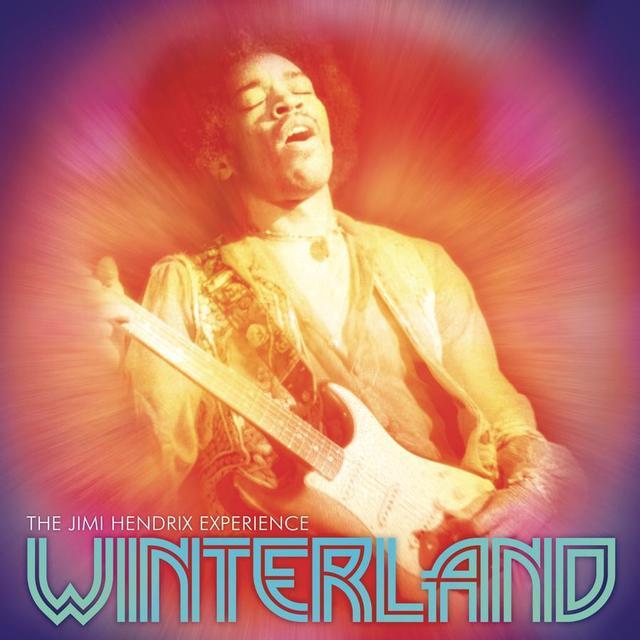 Jimi Hendrix WINTERLAND Vinyl Record