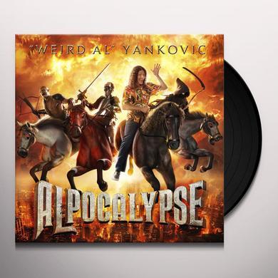 Weird Al Yankovic ALPOCALYPSE Vinyl Record