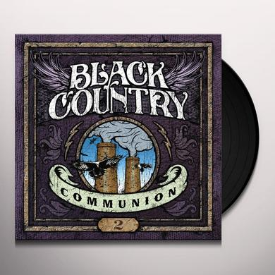 Black Country Communion 2 Vinyl Record