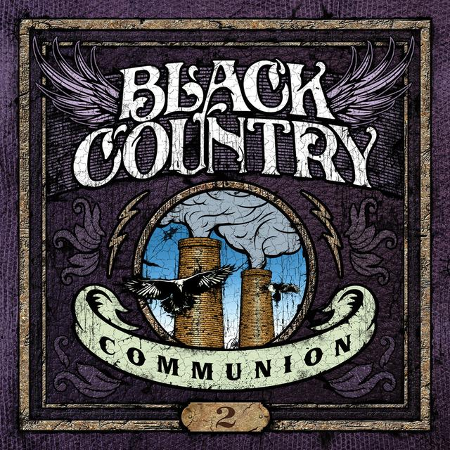 Black Country Communion 2 Vinyl Record - 180 Gram Pressing, MP3 Download Included