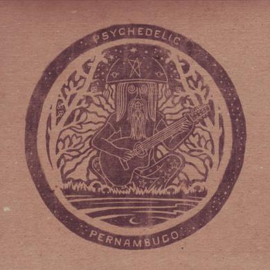 PSYCHEDELIC PERNAMBUCO / VARIOUS Vinyl Record