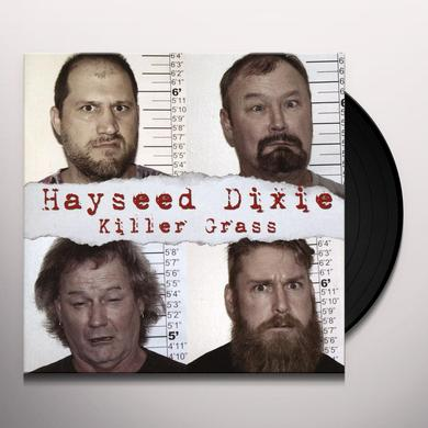 Hayseed Dixie KILLER GRASS (IMPORTED) Vinyl Record
