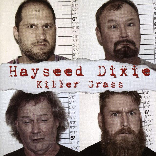 Hayseed Dixie KILLER GRASS (IMPORTED) Vinyl Record
