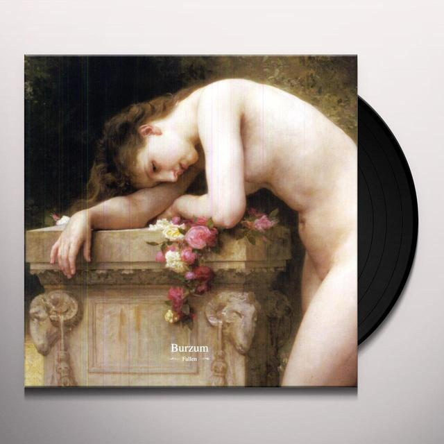 Burzum FALLEN Vinyl Record