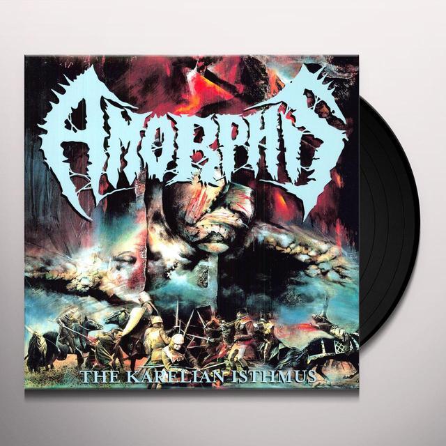 Amorphis KARELIAN ISTHMUS (Vinyl)