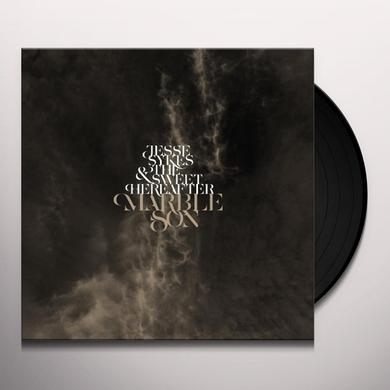 Jesse Sykes & The Sweet Hereafter MARBLE SON Vinyl Record - Deluxe Edition