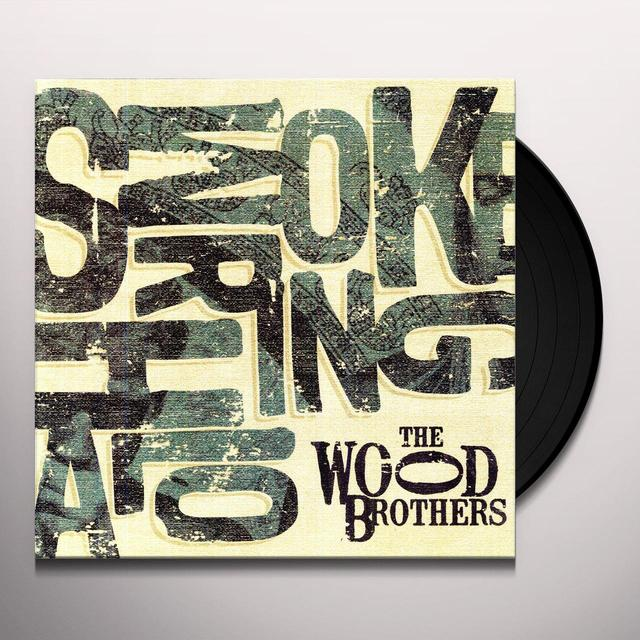 Wood Brothers SMOKE RING HALO Vinyl Record