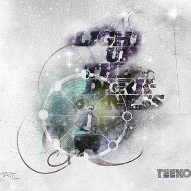 Teeko LIGHT UP THE DARKNESS Vinyl Record
