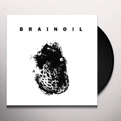 Brainoil DEATH OF THIS DRY SEASON Vinyl Record