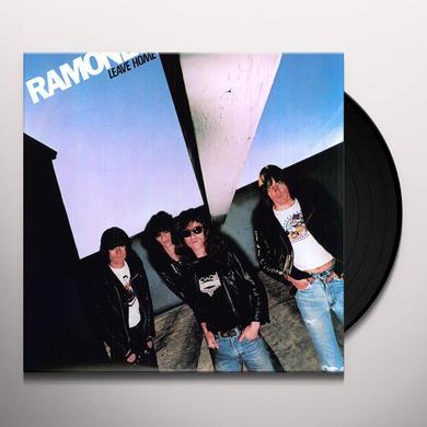 Ramones LEAVE HOME Vinyl Record - 180 Gram Pressing