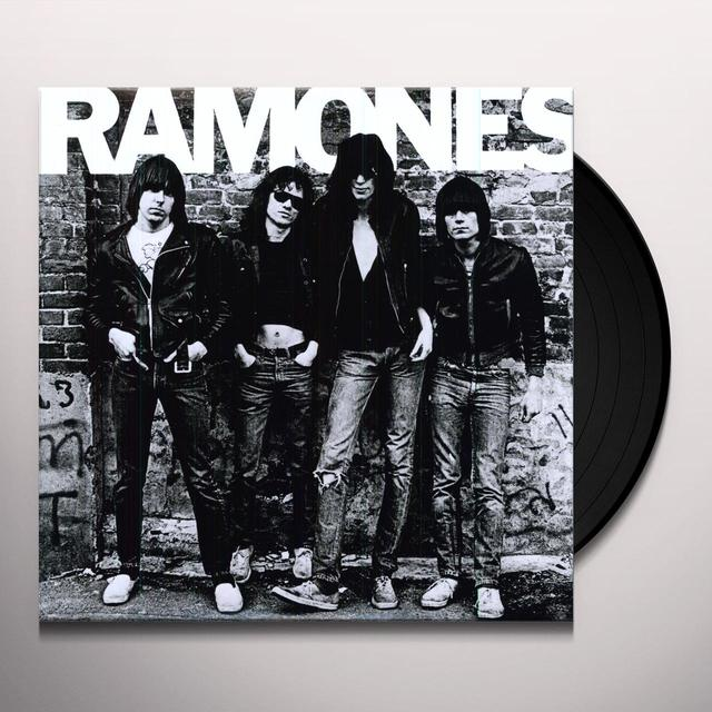 Ramones Vinyl Record 180 Gram Pressing Remastered