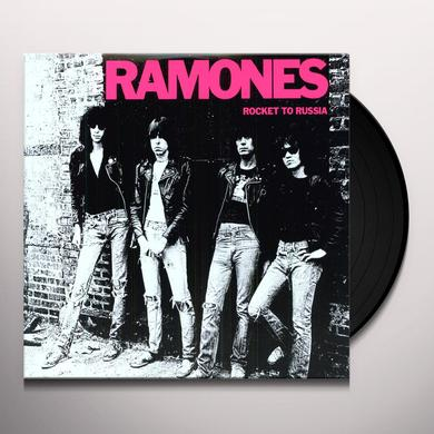Ramones ROCKET TO RUSSIA Vinyl Record