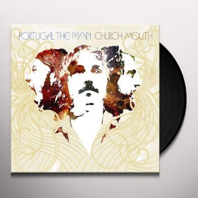 Portugal The Man CHURCH MOUTH Vinyl Record
