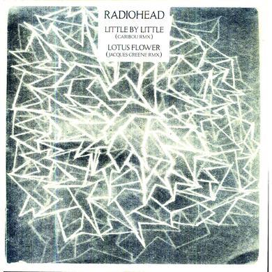 Radiohead LITTLE BY LITTLE / LOTUS FLOWER Vinyl Record