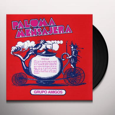 Grupo Amigos PALOMA MENSAJERA Vinyl Record