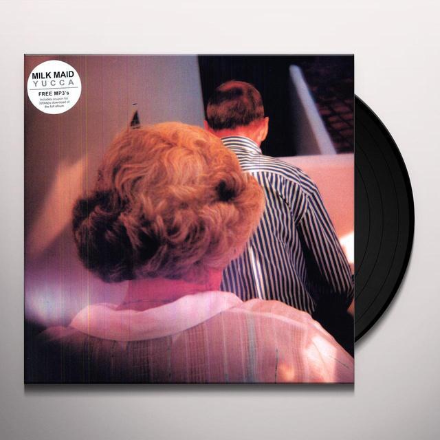 Milk Maid YUCCA Vinyl Record