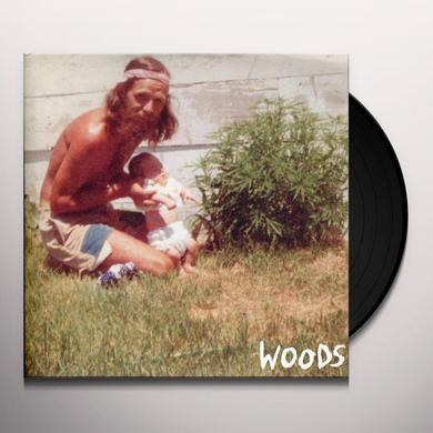 Woods FIND THEM EMPTY Vinyl Record